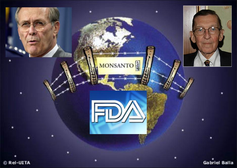 Monsanto en el mundo