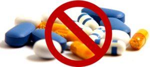 no medicamentos